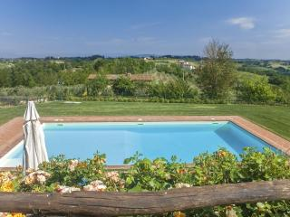 2 bedroom with pool and amazing view - Montespertoli vacation rentals