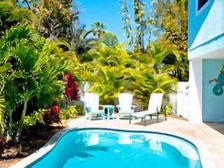 Pool - Holly Hideaway-730 Holly Road - Anna Maria - rentals