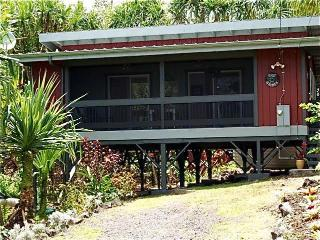 Hawaii Eco-Friendly Cottage Near Kehena Beach - Pahoa vacation rentals