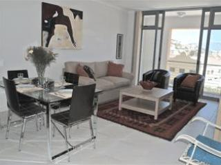 Muizenberg 1 Bed Beachfront Apartment with pool - Image 1 - Muizenberg - rentals