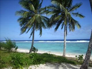 THE TREE HOUSE BB AND 1/2 BEDROOM FLAT - Southern Cook Islands vacation rentals
