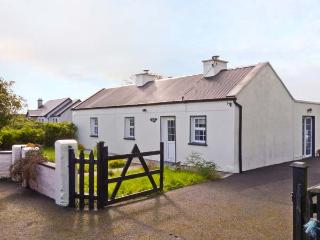 JOHNNY MAC'S, all ground floor, lawned garden, peaceful location in townland of Midfield, Ref 12874 - Swinford vacation rentals