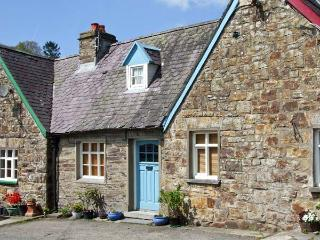 GERLAN, character cottage with woodburner, garden with covered sitting area, country/river views in Aberbanc, Ref 15241 - Newcastle Emlyn vacation rentals