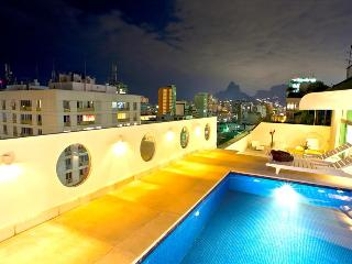 W25 - PENTHOUSE IN IPANEMA - Ipanema vacation rentals
