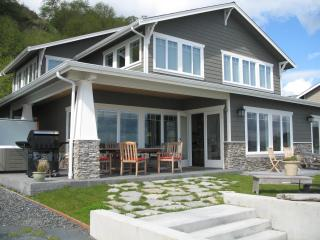 Luxury Cape Cod on Low Bank Sandy Beach,  faces SW - Whidbey Island vacation rentals