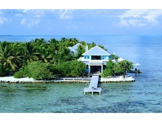 Luxury 9 bedroom Belize villa. Private island with attentive and polished service! - Belize Cayes vacation rentals