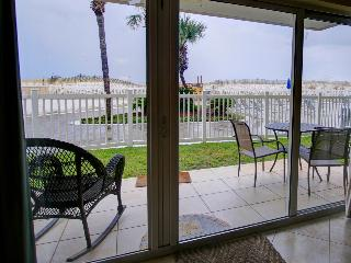 Sea Oats 106 - Book Online!  Ground Floor Beach Front on Okaloosa Island! Low Rates! Buy 3 Nights or More Get One FREE! - Destin vacation rentals