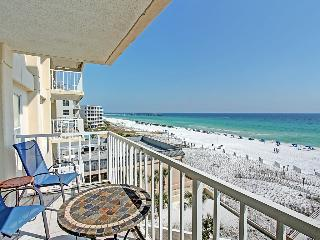 Sea Oats 605 - Book Online!  Sixth Floor Gulf Front on Okaloosa Island! Low Rates! Buy 3 Nights or More Get One FREE! - Fort Walton Beach vacation rentals