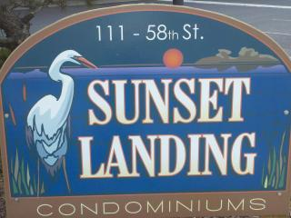 Bayside 2 BR 2 BATH unit at SUNSET LANDING 58th St - Ocean City Area vacation rentals