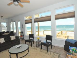 Beautiful Oceanfront Home in Topsail Beach NC - Topsail Beach vacation rentals