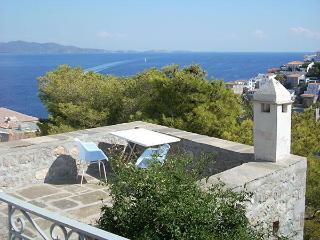 3 Bdrm Historic Stone Home on Hydra - Amazing View - Hydra vacation rentals