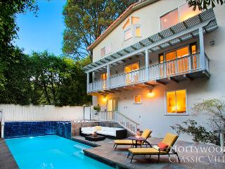 Hollywood Classic Villa - Los Angeles vacation rentals
