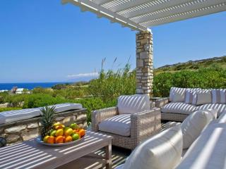Luxury Beach Villa with fantastic sea views - Paros vacation rentals