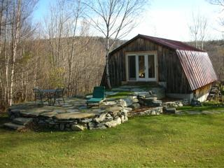 Solar-powered barn loft - Eastern Vermont vacation rentals