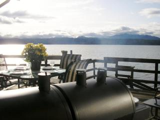Union City Beach House, Hood Canal Waterfront Views! Near Alderbrook - Union vacation rentals