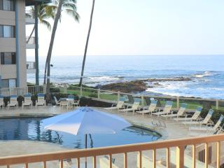 Kona Reef E13 - Ocean/Beach View condo Kona Hi - Kona Coast vacation rentals