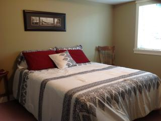 Valley view home- perfect  to enjoy ski/shop/play! - Vernon vacation rentals