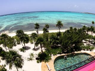 The Pink House: 3BR Fantasy World on Soliman Bay - Tulum vacation rentals