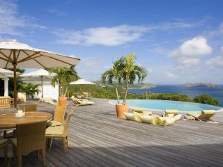 Luxury 4 bedroom Petite Saline villa. Great views of Lorient Bay and the surrounding islands! - Anguilla vacation rentals