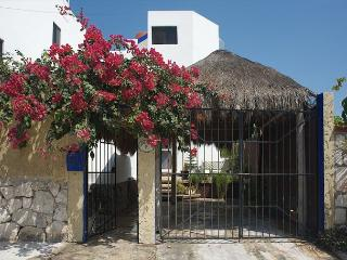 Beautiful, well appointed 3 story home w lots of space and ocean view.  Pool. - Puerto Morelos vacation rentals