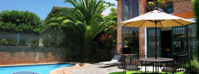 inviting, heated, sparkling clean pool - House With Pool, sleeps 1-6, SanMiguelDeAllende - San Miguel de Allende - rentals