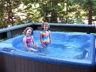 2 bdm, 2 bath, private hot tub, ski home, close to lifts, washer dryer, - Whistler vacation rentals