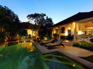 Gorgeous Tropical Villa 500 m from Beach - Seminyak vacation rentals