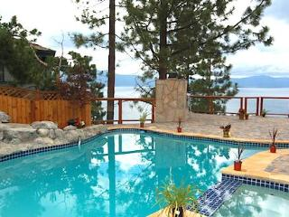 Tahoe Luxury 7-bedroom house with pool - Glenbrook vacation rentals