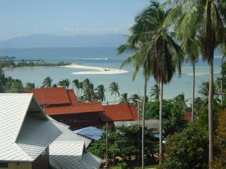 Baan Siam: 2 bedroom house with sea views - Koh Phangan vacation rentals