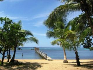 Secure Luxury Beach Front Home with private dock! - Roatan vacation rentals