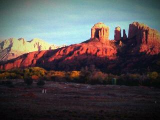 Hot Spot in the Red Rocks - Sedona vacation rentals