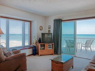 Surfs Up - Ocean Dunes 1101 - 2 BR, 2 BA Oceanfront Condo - Kure Beach vacation rentals