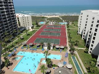 3122 SAIDA III - 2 Bedroom/2 Bath South Padre Island Resort Condo - South Padre Island vacation rentals
