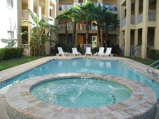 102 LAS VERANDAS - 2 Bedroom/2 Bath Condo - South Padre Island vacation rentals