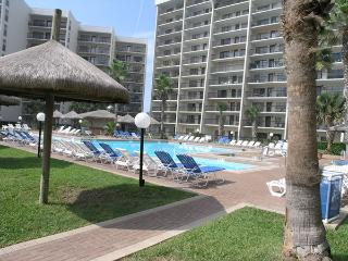 404 SAIDA III - 2 bedroom/2 bath beachfront condo - South Padre Island vacation rentals