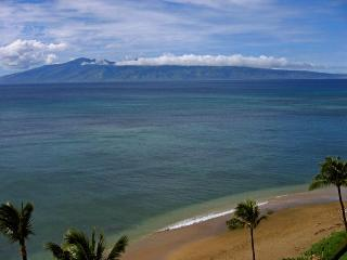 Beach Front Studio Condo with Awesome View! - Lahaina vacation rentals