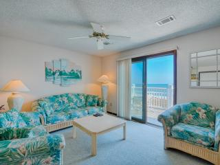 William & Mary 32-A - 2 BR, 2 BA Oceanfront Condo - Kure Beach vacation rentals