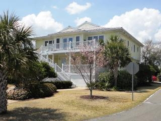 Sunset Marsh - 4 BR Duplex - Best Sunsets in WB. - Kure Beach vacation rentals