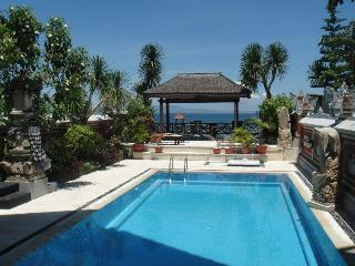 Villa Rindik - B&B, In Town, Big Pool, Ocean Front - Bali vacation rentals