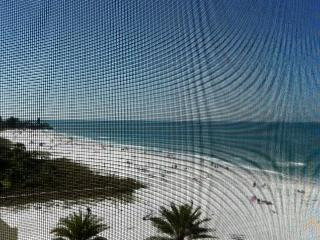 Crescent Arms 703S,Beachfront PH,Gulf View! 2BR/BA - Siesta Key vacation rentals
