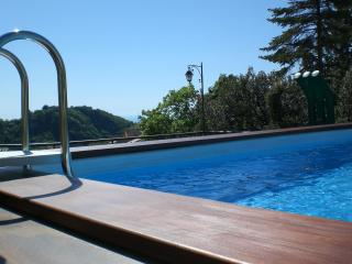 6 Bedroom villa with private pool, wi-fi,air-con - Vico Equense vacation rentals