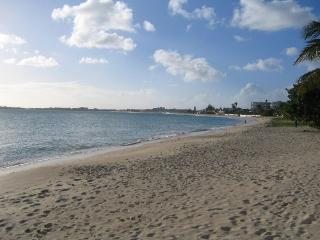 SIMPSON BAY BEACH CONDO #8....comfortable condo on the soft white sand of Simpson Bay - Terres Basses vacation rentals