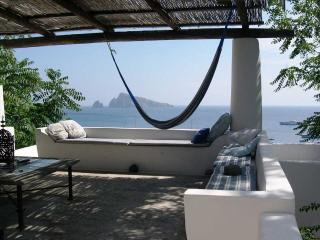 Villa Panarea, splendid sea views - Sicily vacation rentals