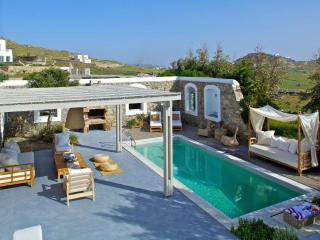 4 bedroom stylish villa with pool - Kalafatis vacation rentals