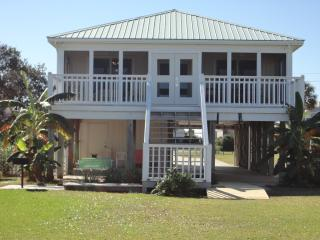 August discounts!  Waterfront Home w/ Private Pier - Gulf Shores vacation rentals