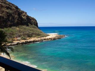 Beachfront Paradise at the Hawaiian Princess - Waianae vacation rentals