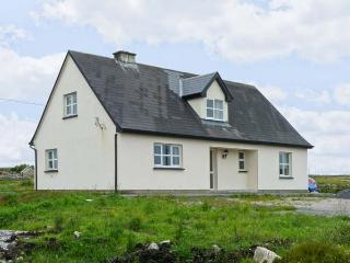 BARBARA'S COTTAGE, sea views, open fire, close beaches and golf, visit Connemara NP, on Gorumna Island Ref 10829 - County Galway vacation rentals