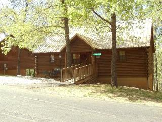 Elegantly Rustic-GREAT OUTDOORS CABIN 2 bed 2 bath - Branson vacation rentals