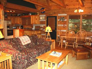 Nuthouse - 3 bd cabin with hot tub - pet friendly - Banner Elk vacation rentals