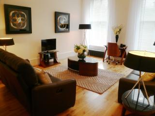 Spacious 2 bedroom in the West end of Glasgow - Glasgow vacation rentals